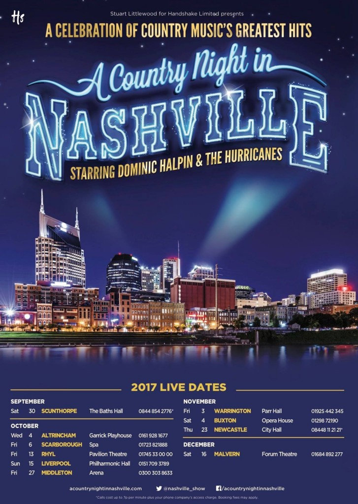 2017 Nashville Dates