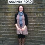 The Village of Quarmby on the way to a gig!