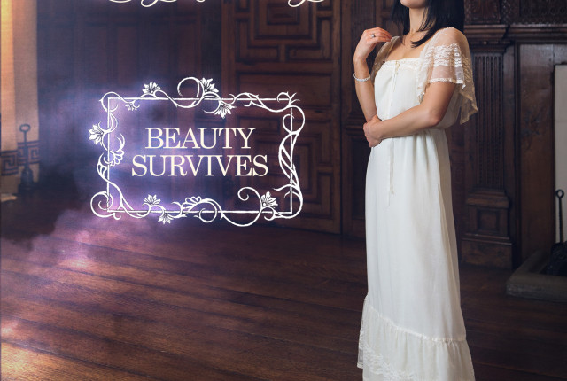 Beauty Survives Front Artwork